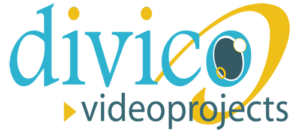 Divico Web en Video Logo